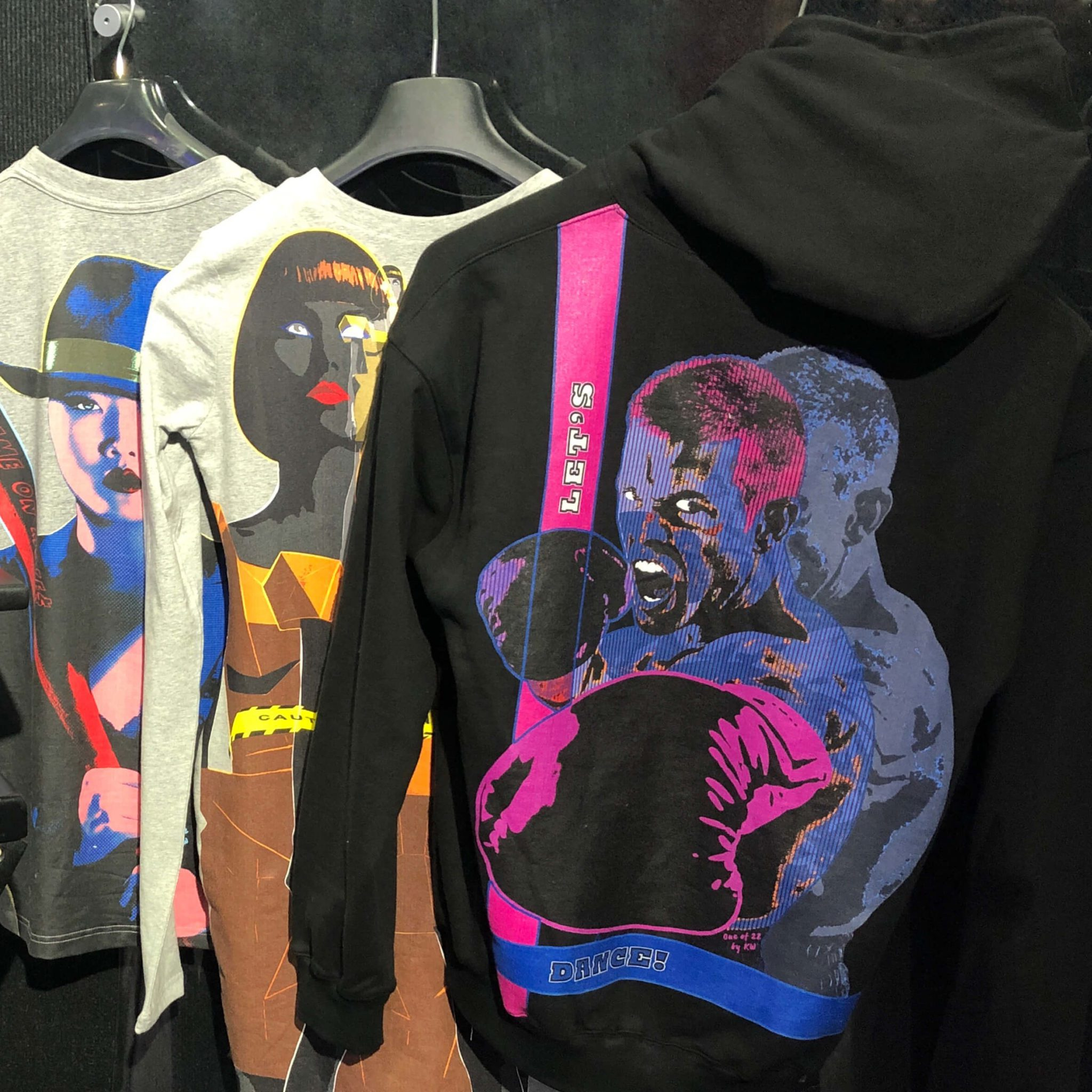 Limited Edition Streetwear – Samples are in!