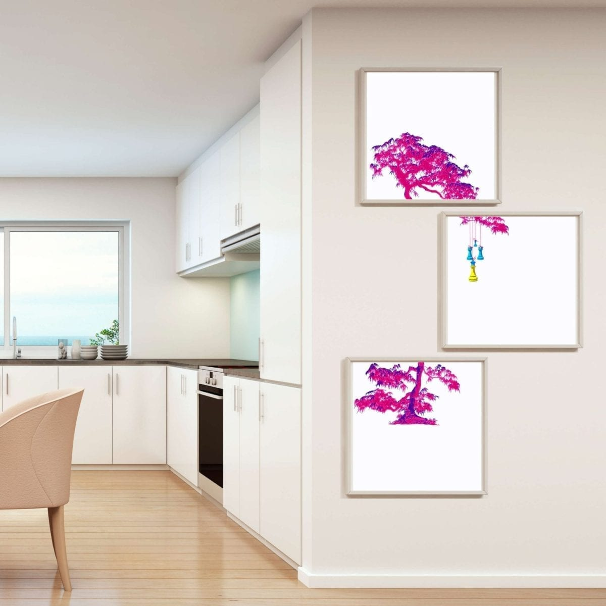 Focus On The End Game interior styling make it pop art limited edition wall art