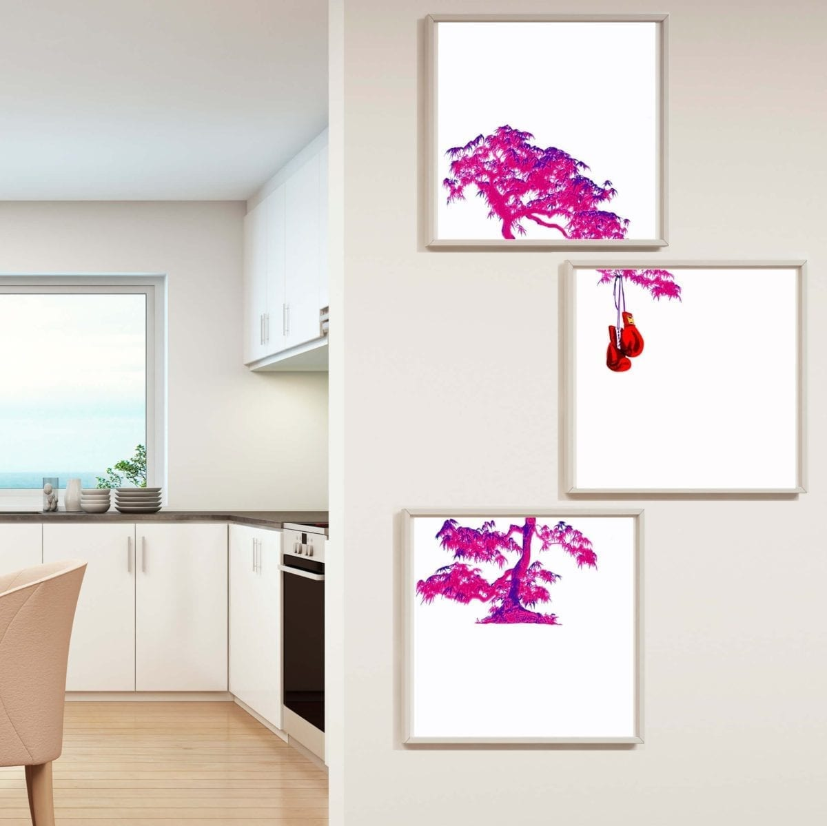 Keep Fighting Theres Always Next Year interior styling make it pop art limited edition wall art